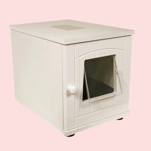 Meuble toilette chat for Meuble pour toilette