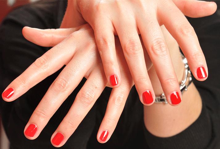 J 39 ai test pour vous le gel sur ongles naturels avec le - Vernis ongle court ...