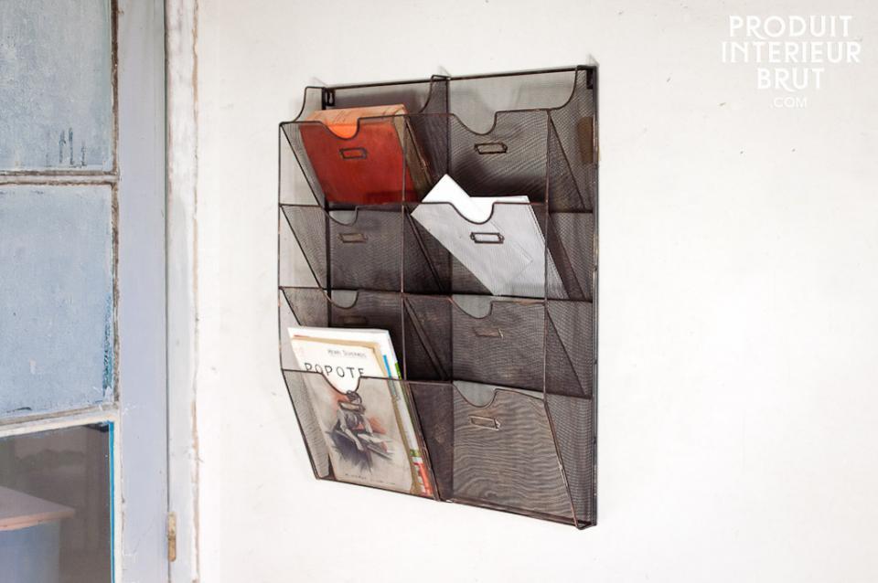 Bon plan d co le site pib s 39 adapte tous les styles rennes des bons plans tous les bons for Porte courrier mural design