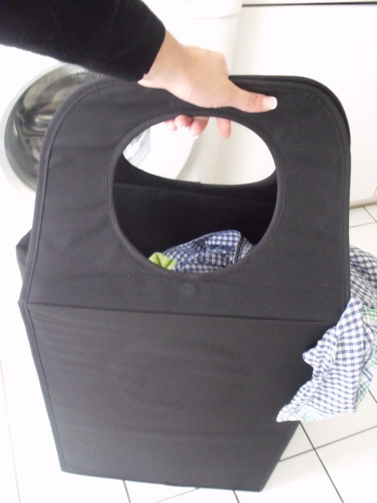 J 39 ai test pour vous le sac linge transportable de brabantia rennes d - Bon plan salle de bain ...