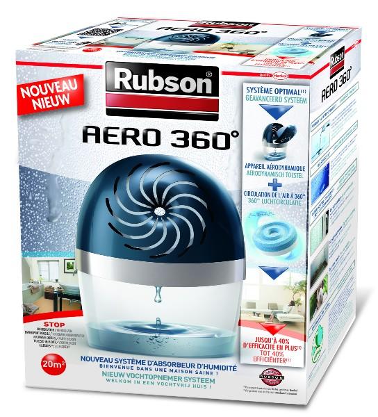 J 39 ai test pour vous l 39 a ro 360 de rubson rennes des - Rubson salle de bain ...