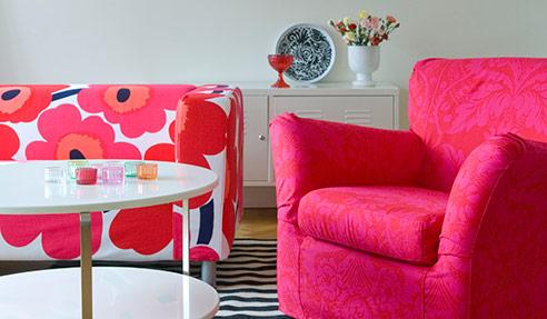 Relookez votre mobilier ikea avec le site bemz rennes for Bemz housse ikea
