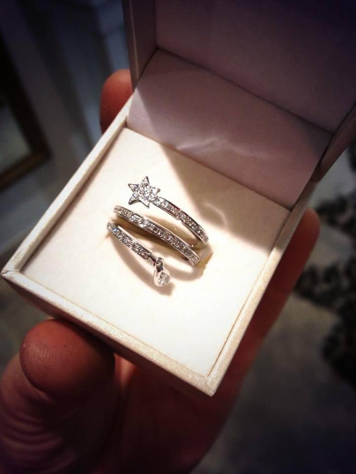 Dès le mois de mars, la demande tourne autour du mariage : bagues de ...