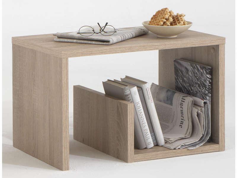 Meubles et d co petits prix avec conforama rennes des - Table bout de canape design ...