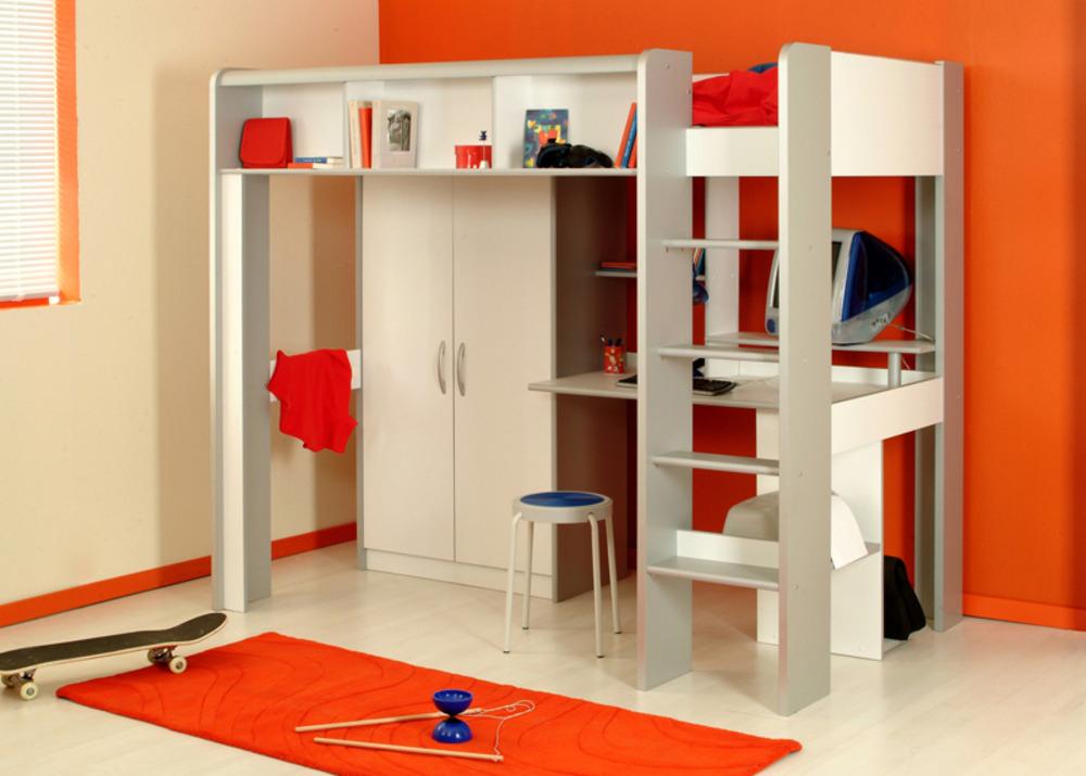 Une chambre d 39 enfant pas ch re et design avec basika rennes des bons pl - Bureau enfant pas chere ...