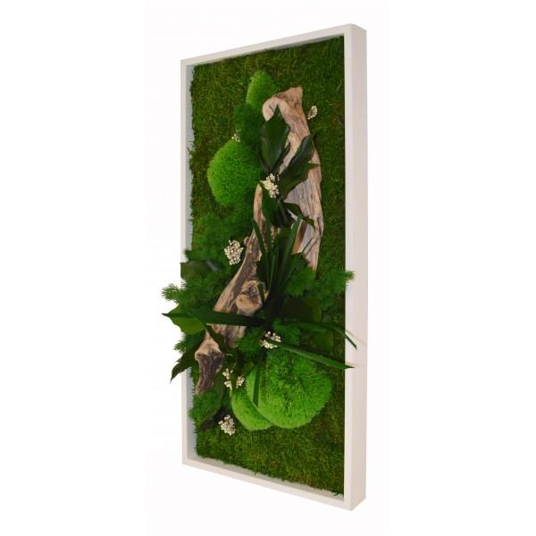 Un tableau v g tal stabilis pas cher avec d co mundo Tableau vegetal stabilise pas cher